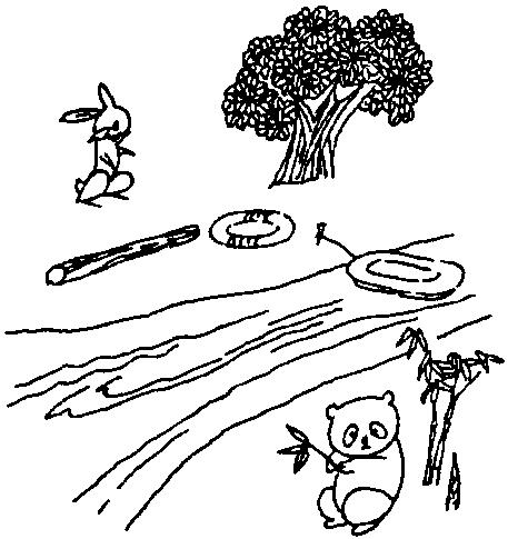 简笔画 设计 矢量 矢量图 手绘 素材 线稿 457_485